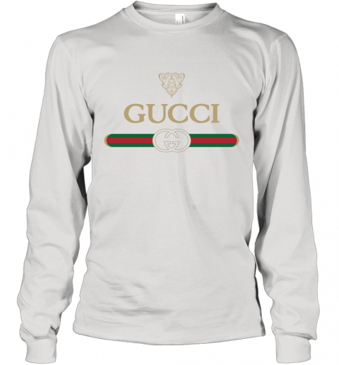 Gucci Vintage Logo Long Sleeve T-Shirt