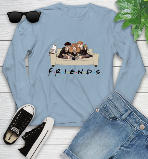 Harry Potter Ron And Hermione Friends Shirt Youth Long Sleeve 15