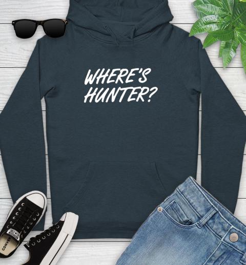Where Is Hunter Youth Hoodie 10