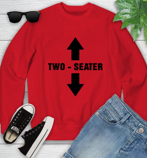 Two Seater Youth Sweatshirt 5