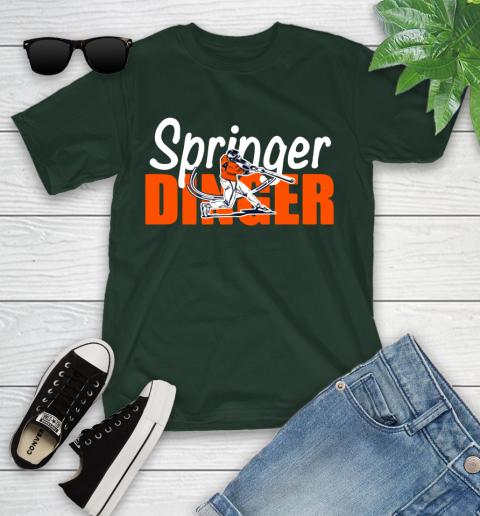 Houston Springer Dinger Fan Shirt Youth T-Shirt 5