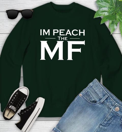 Impeach The Mf Youth Sweatshirt 9