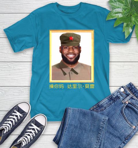 Barstool Lebron James China T-Shirt 9