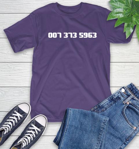 007 373 shirt T-Shirt 5