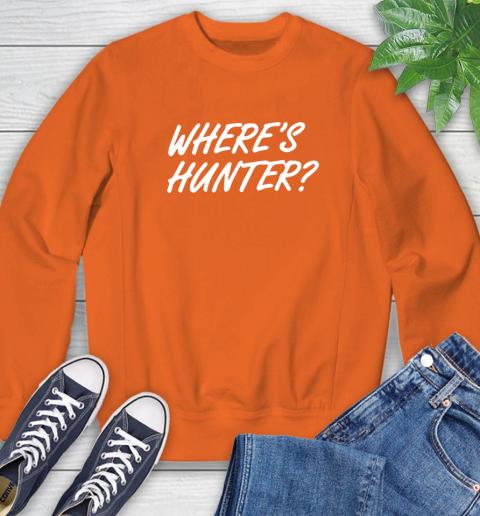 Where Is Hunter Sweatshirt 3