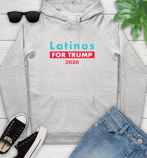 Latinos Trump 2020 Youth Hoodie