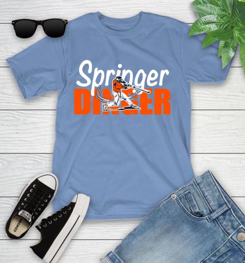 Houston Springer Dinger Fan Shirt Youth T-Shirt 15