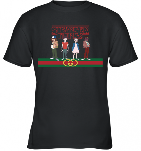 Gucci Stranger Things Youth T-Shirt