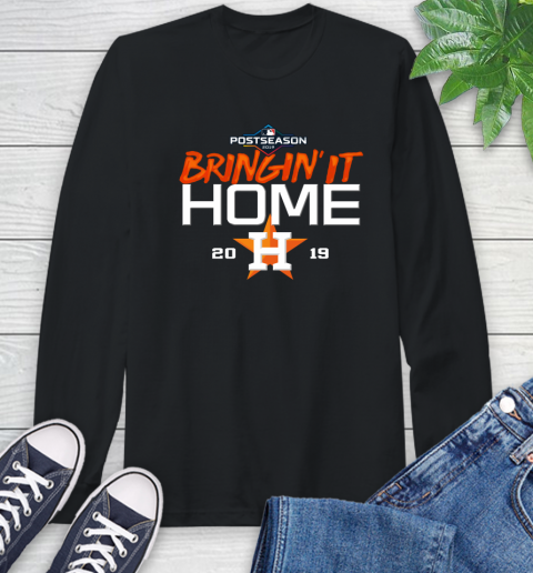 Bringing It Home Astros Long Sleeve T-Shirt