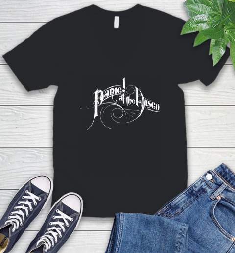 Panic At The Disco V-Neck T-Shirt