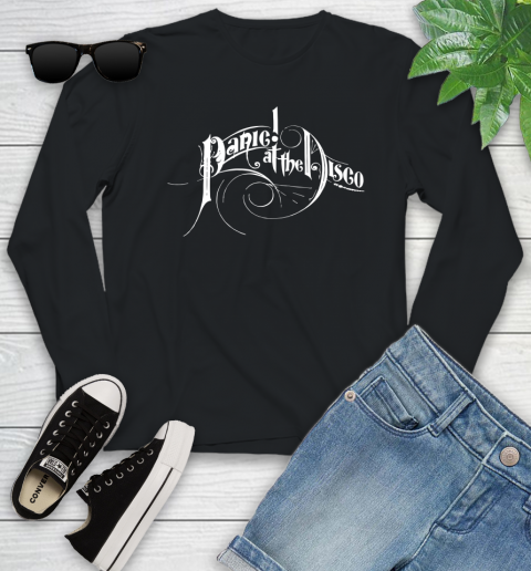Panic At The Disco Youth Long Sleeve 1
