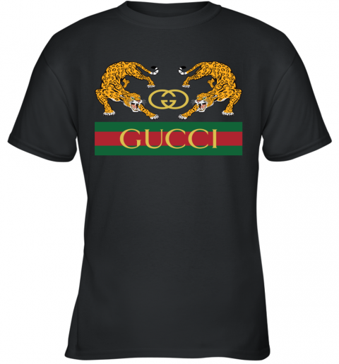 Gucci Jaguar Gucci Polo Youth T-Shirt