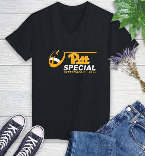 Pitt Special Women's V-Neck T-Shirt
