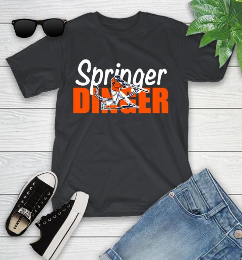 Houston Springer Dinger Fan Shirt Youth T-Shirt 1