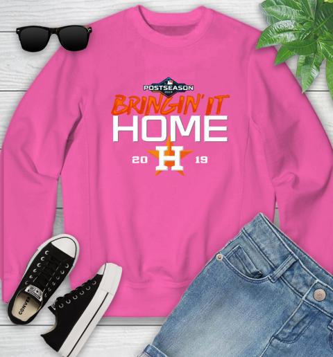Bringing It Home Astros Youth Sweatshirt 6