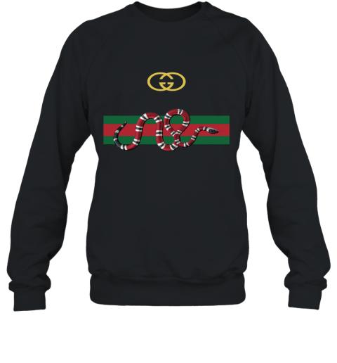 Gucci Snake Sweatshirt