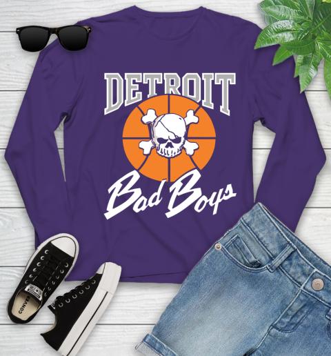 Detroit Bad Boys Youth Long Sleeve 4