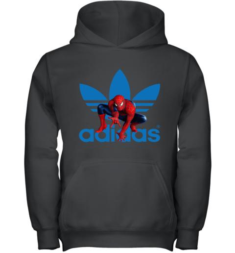 Adidas Spiderman Youth Hoodie