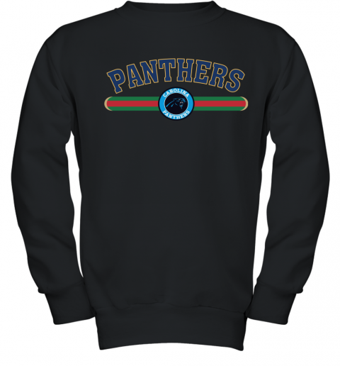 Black Panther Gucci Unisex Youth Sweatshirt