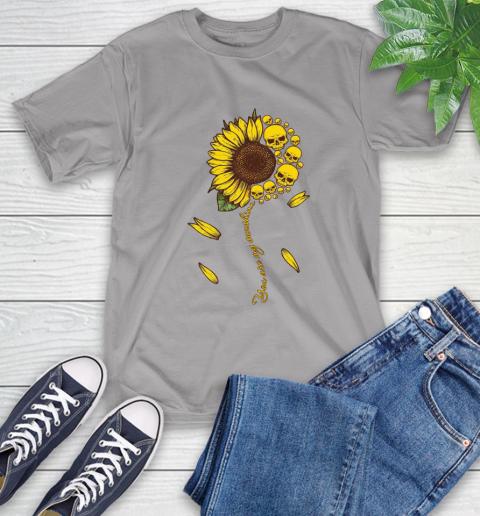 Skull You are my sunshine T-Shirt 6