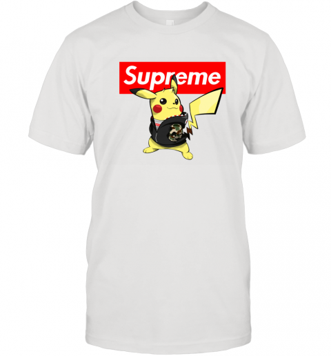 FUNNY PIKACHU SUPREME T-Shirt
