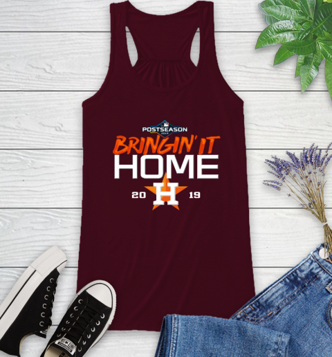 Bringing It Home Astros Racerback Tank 2