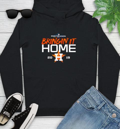 Bringing It Home Astros Youth Hoodie 1