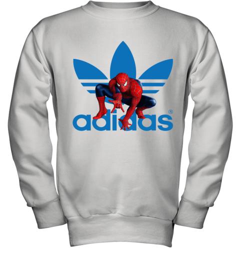 Adidas Spiderman Youth Sweatshirt