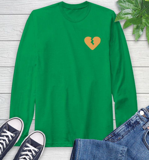 Marcus Lemonis broken heart Long Sleeve T-Shirt 7