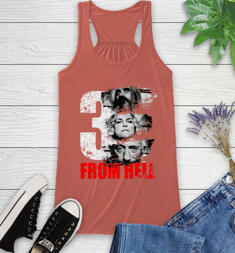 3 From Hell Racerback Tank 3
