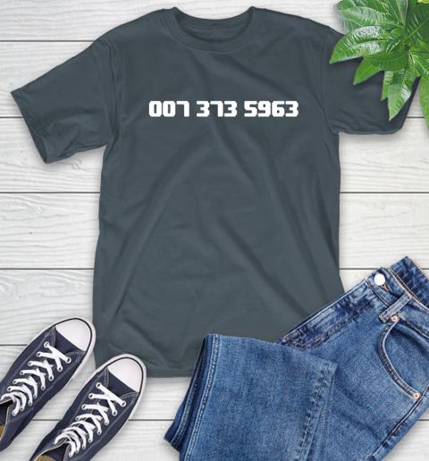 007 373 shirt T-Shirt 10