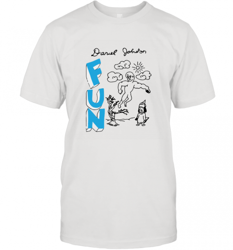 Daniel Johnston Life In Vain T-Shirt