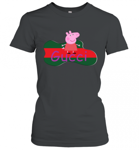 Peppa Pig Gucci Shirt Design Women's T-Shirt