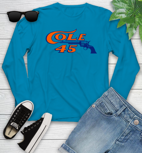 Cole 45 Youth Long Sleeve 7