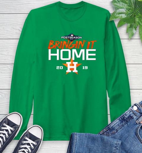 Bringing It Home Astros Long Sleeve T-Shirt 8