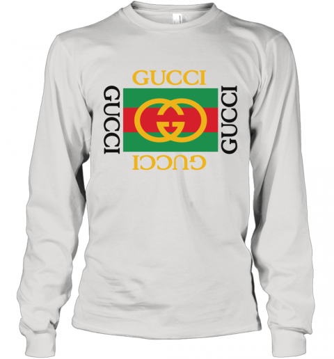 Gucci Logo Limited Edition Long Sleeve T-Shirt