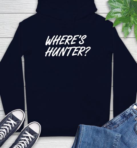 Where Is Hunter Hoodie 3
