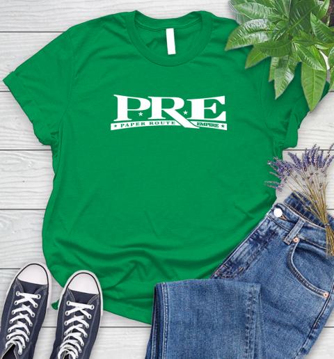 Paper Route Empire Women's T-Shirt 9