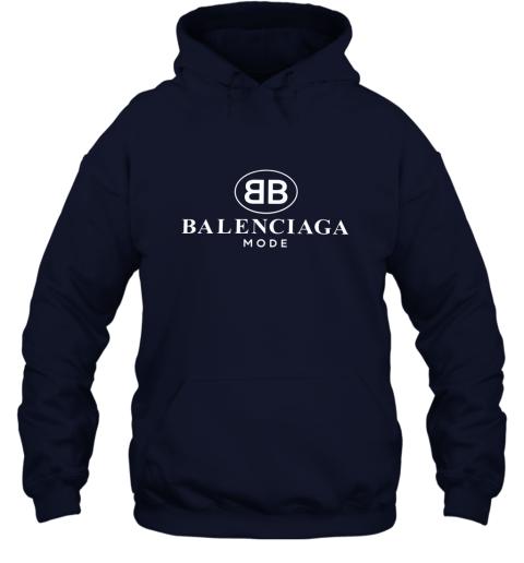 Balenciaga mode shirt Men Hooded - Ateelove