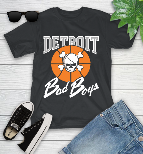 Detroit Bad Boys Youth T-Shirt
