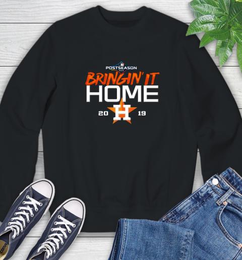 Bringing It Home Astros Sweatshirt 1