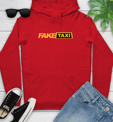 Fake taxi Youth Hoodie 11