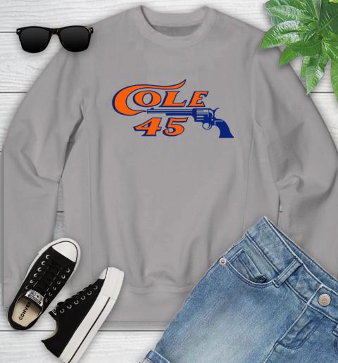 Cole 45 Youth Sweatshirt 4