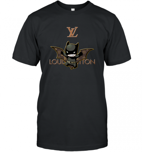 Louis Vuitton Batman DC Comics T-Shirt