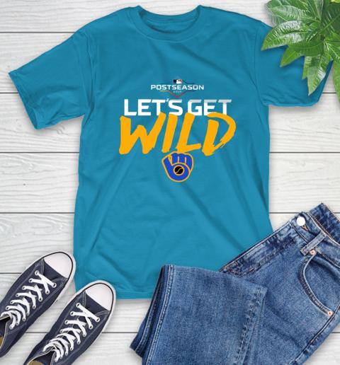 Brewers Wild Card T-Shirt 9