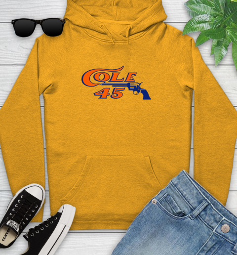 Cole 45 Youth Hoodie 3
