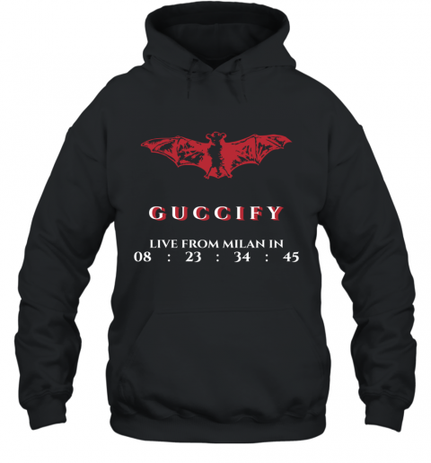 Gucci Bat Limited Edition Hoodie