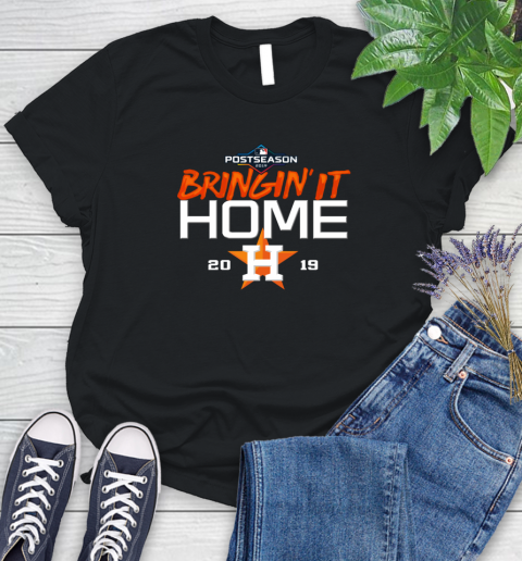 Bringing It Home Astros Women's T-Shirt