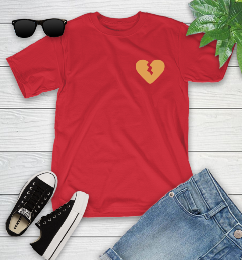 Marcus Lemonis broken heart Youth T-Shirt 10