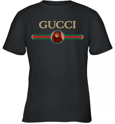 Gucci x Lion King Simba Youth T-Shirt